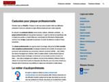 Picto Pro : Caducées pour signalétiques professionnelles