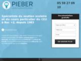 PIEBER | Soutien scolaire et formation - Pau -  Tarbes - Biarritz