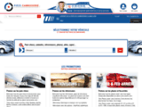 Piece-Carrosserie.com, c'est un grand choix de pièces de carrosserie à prix discount.