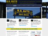 Pieces d'auto usagé Montréal - B.O. Auto recyclage auto achat vente remorquage pneus