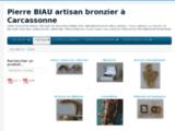 Pierre BIAU - Bronzie d'art à Carcassonne (Aude, 11000, France)