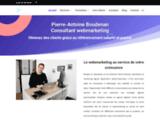 Consultant en webmarketing
