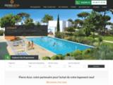 Pierre Azur : Achat immobilier neuf