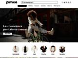 Vetements mode femme : boutique en ligne Pimkie.fr