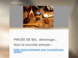 Pincée de Sel - PRESENTATION