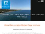 Location vacances Moriani en Corse