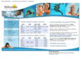 Piscine Hélioséane : La piscine du pays de Morlaix à Plouigneau