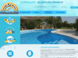 Piscines coques - piscines polyester Toulouse - spas saunas toulouse - vente piscine coque polyester - Sarl Piscines Charly Ménoire