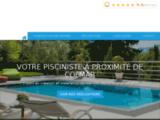 Metin - Installation de piscines en Alsace