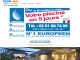 Installateur de piscine en Vendée (85)