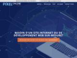 Pixel Online Création : votre agence web