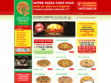 Pizza Aix les Bains - Livraison Pizza - Pizza à emporter -Pizzeria 7/7
