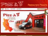 Restaurant Pizzeria Pizz à II - Livraison de pizzas à domicile