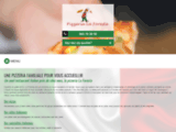 Pizza à emporter Quaregnon