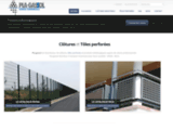 Pla-Gassol, fournisseur en clôtures et tôles perforées