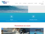 Location bateaux saint florent | plaisir nautic