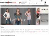 Vêtements pour femmes, robes, jupes, t-shirts ou jeans.  - Plan-Fashion.com