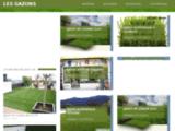 Vente en ligne de gazon en rouleau de haute qualité | Planète Gazon en rouleau