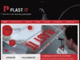 PLAST'IT- Découpe et façonnage de vos projets en matière plastique. St Jacques de la Lande (35) - Accueil