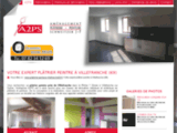 A2PS, artisanat en platrerie, peinture, carrelage, sur le Beaujolais et le Rhone