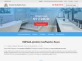 Plombier chauffagiste à Rouen   KEB'GAZ