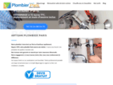 Plombier Paris - artisan plombier pas cher - Dépannage plomberie