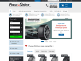 PNEUS ONLINE - Pneus, Pneu, Pneus en ligne, Pneus discount, Pneus pas cher, Pneus auto