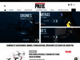 PNJ.fr, caméras de sport et drones et stabilisateurs
