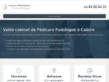 Gaëtane Maitrejean, pédicure podologue à Caluire