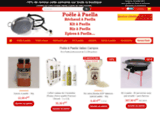 Plat à paella et réchaud à paella - Les meilleurs tarifs - Livraison rapide -