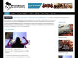 Point and Geek : Actualités geek, jeux vidéos, mobile, high-tech, logiciels