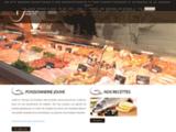 Poissonnerie Jouve : poissons, crustacés et coquillages autour de Valence (Drôme)
