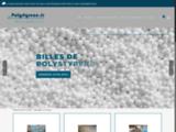 Polystyrene.fr : Bille de polystyrene