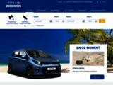 Location de voiture Guadeloupe
