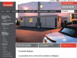 Construction modulaire Portakabin Belgique