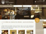 Hotel Genève : Hotel de charme Porte de Genève