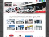 Portes de garage Montréal - Portes Nadeau