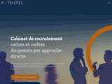 Potentiel - Cabinet de recrutement de commerciaux