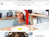 Boutique en ligne d'ustensiles de cuisine