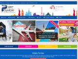 Power Travel Agence De Voyage spécialiste de la réservation en ligne des hôte