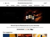 Premiers Grands Crus : Cognac, Armagnac, Champagne, Calvados, Bordeaux et Bourgogne