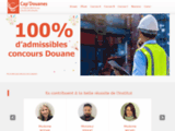 Préparation aux concours des douanes catégories A, B & C Paris Toulouse | Cap'Douanes