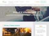Press'n Soft : Le portail de référence des logiciels BtoB