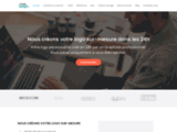 Créer un logo sur-mesure en ligne