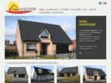 Maison en kit. Prestikit constructeur de maisons en kit dans le Nord Pas de Calais (59/62)