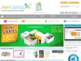 Primcartes | Cartes de Visite QR Code