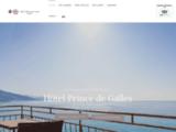 Best Western Hotel Prince de Galles - Menton - Proche Monaco - Côte d'Azur - France