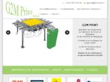 matériel et équipements de sérigraphie à Seine-et-Marne