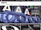 Printmarket - Création et Vente d'enseigne LED lumineuse à Paris