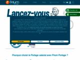 Prium Portage | Le Portage salarial 100% Transparent